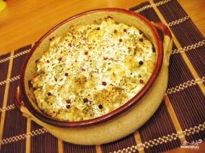 Цветная капуста с курицей, запеченная в духовке - фото шаг 5
