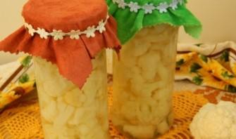 Маринованная капуста с лимонной кислотой на зиму - фото шаг 6