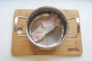 Диетический суп из индейки - фото шаг 2