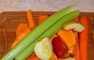 Сок из тыквы и моркови на зиму - фото шаг 3