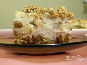 Овсяное пирожное  - фото шаг 12