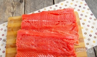 Рыбные котлеты с плавленым сыром - фото шаг 2