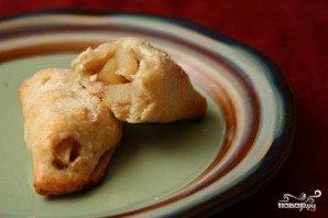 Яблочные пирожки с бренди - фото шаг 4
