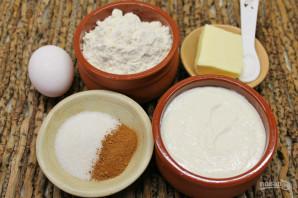 Печенье из творожной массы - фото шаг 1