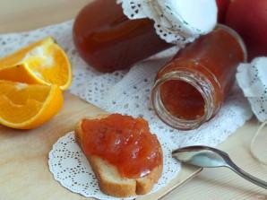 Яблочный джем с апельсинами - фото шаг 10