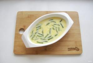 Омлет с овощами в духовке - фото шаг 10