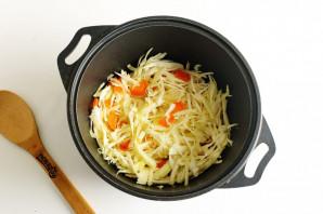 Овощное рагу с картошкой - фото шаг 4