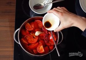 Домашний кетчуп с горчицей - фото шаг 3