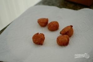 Тыквенно-рисовые пончики - фото шаг 5