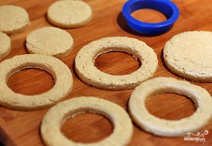 pechene_quotkorzinkiquot_-245060 Как испечь песочные корзиночки, рецепт с фото    Корзиночка для печенья