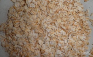 Низкокалорийные сырники в духовке - фото шаг 2