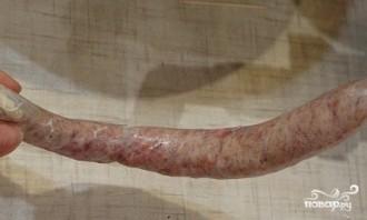 Колбаски для жарки своими руками - фото шаг 5