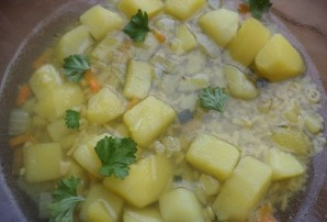 Куриный суп для детей - фото шаг 4