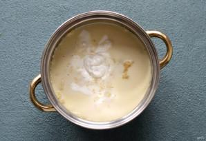 Пшенная каша на кокосовом молоке - фото шаг 3