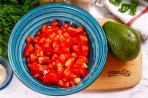 Тарталетки с авокадо - фото шаг 2