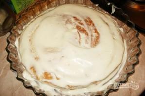 """Сметанный торт """"Панчо"""" - фото шаг 10"""