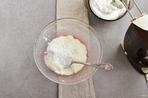 Пирог с ягодной начинкой - фото шаг 9