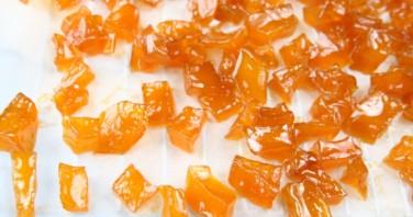 Тыквенные цукаты в духовке - фото шаг 6