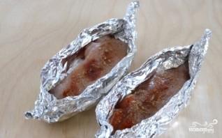 Индейка под сыром в духовке - фото шаг 4