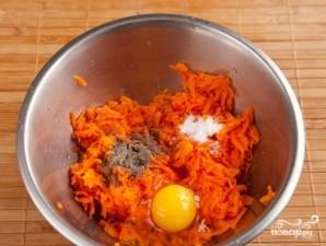 Морковные котлеты без манки - фото шаг 1