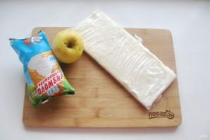 Яблочный пирог с мороженым - фото шаг 1