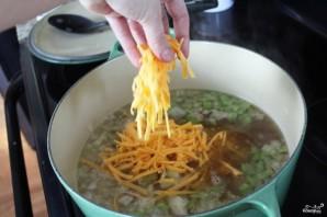 Картофельный суп без мяса - фото шаг 3