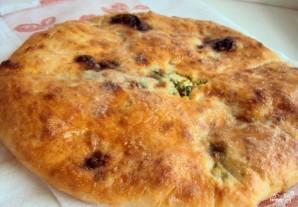 Пирог с адыгейским сыром - фото шаг 6