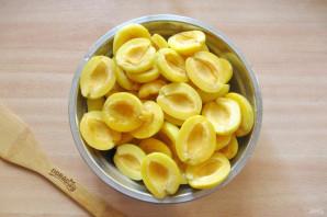 Варенье из абрикосов с лимонной кислотой - фото шаг 3