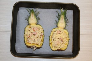 Фаршированные ананасы - фото шаг 14