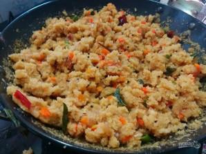 Упма (манка с овощами) - фото шаг 6