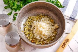 Грузинский суп с мацони