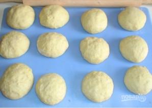 Латвийские булочки с повидлом - фото шаг 4