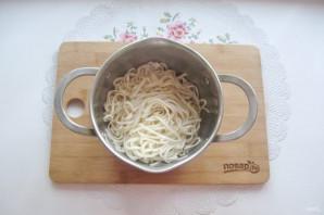 Китайский суп с лапшой - фото шаг 8