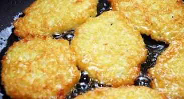 Драники картофельные по оригинальному рецепту - фото шаг 5