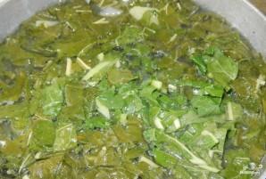 Суп из ревеня - фото шаг 5