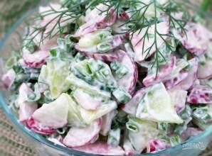 Салат на ужин - фото шаг 3