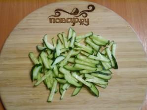 Салат капустный витаминный - фото шаг 4