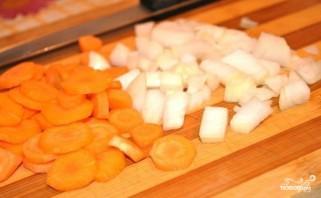 Картофель с мясом и овощами - фото шаг 3