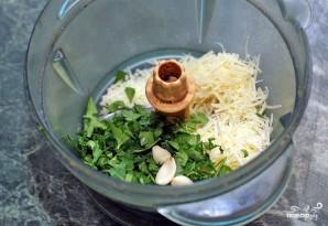Скумбрия с сыром, запеченная в духовке - фото шаг 4