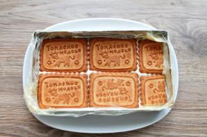 """Торт из печенья """"Топленое молоко"""" - фото шаг 8"""