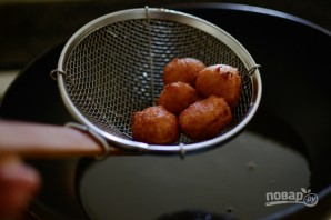Тыквенно-рисовые пончики - фото шаг 4