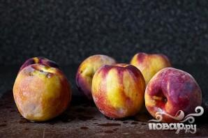Персиковое масло - фото шаг 1