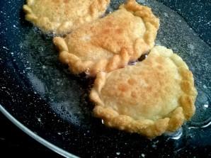 Посикунчики (пирожки) - фото шаг 7
