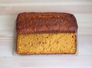 Морковный кекс со сметанно-лимонной пропиткой - фото шаг 15