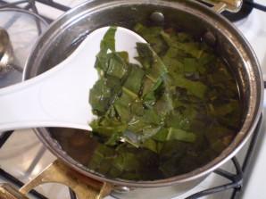 Щавелевый суп с грибами - фото шаг 6