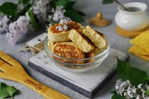 Творожное печенье на сковороде - фото шаг 9