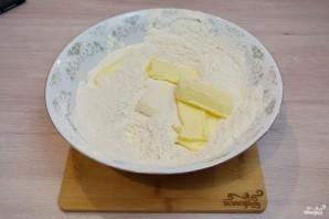 Слоеное дрожжевое тесто - фото шаг 2