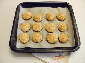 Овсяное печенье с творогом - фото шаг 6