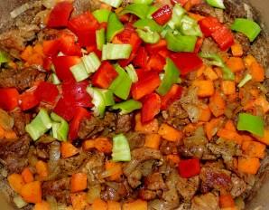 Гречка с мясом в духовке - фото шаг 2