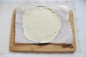 Пирог со щавелем и яйцом - фото шаг 7